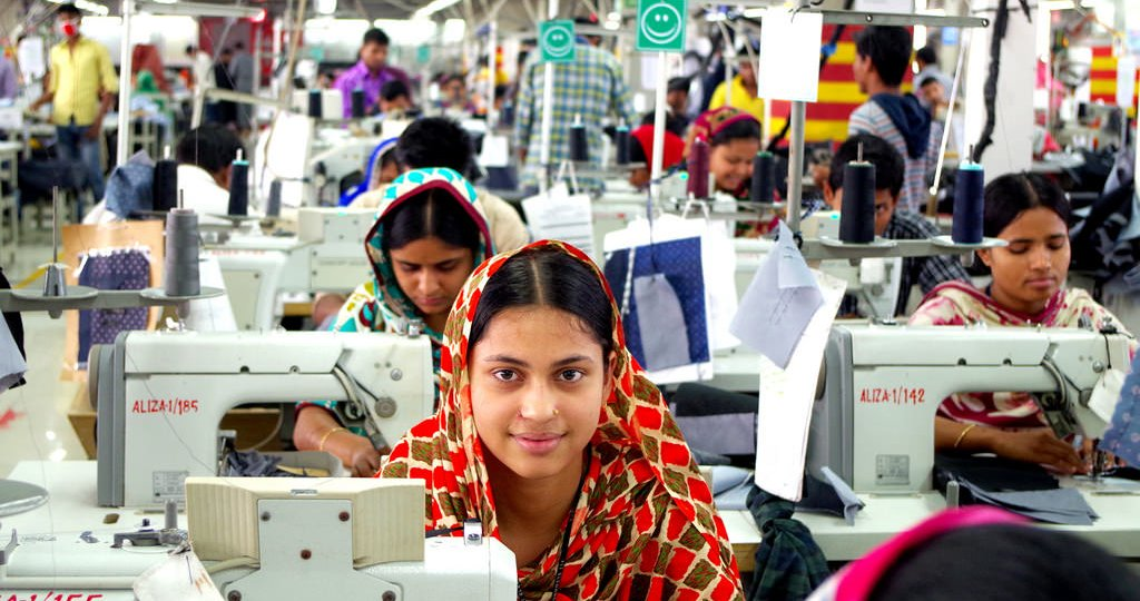 Revision of the minimum wage Garment factory Bangladesh