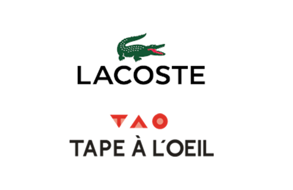 Lacoste and TAO joined ICS - LOGOS